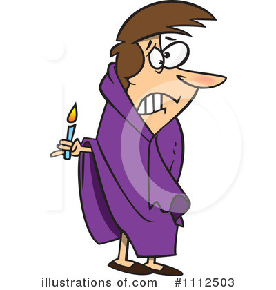 Candle Clipart #1112503 by toonaday