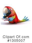 Scarlet Macaw Clipart #1305007 by Julos