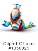 Scarlet Macaw Clipart #1350929 by Julos
