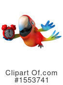 Scarlet Macaw Clipart #1553741 by Julos