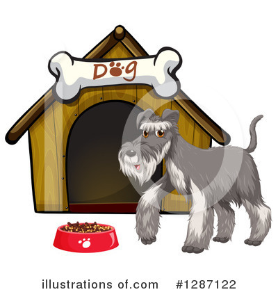Schnauzer Clipart #1287122 by Graphics RF