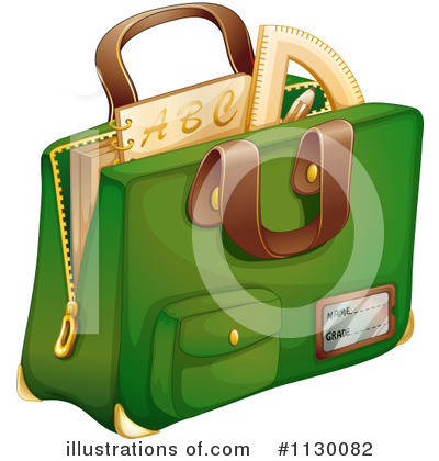 Bag Clipart #1130082 by Graphics RF