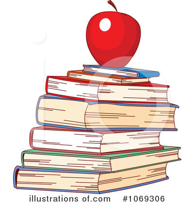 Book Clipart #1069306 by Pushkin