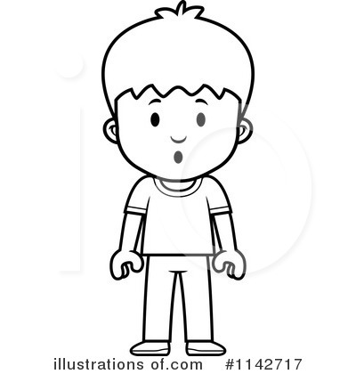 school boy clipart 1142717 illustration by cory thoman