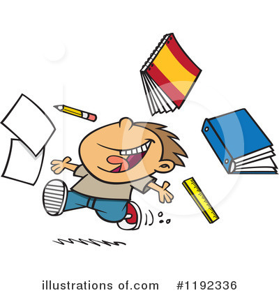 Boy Clipart #1192336 by toonaday