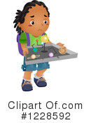 School Boy Clipart #1228592 by BNP Design Studio