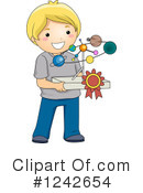 School Boy Clipart #1242654 by BNP Design Studio
