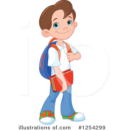 Back To School Clipart #1254299 by Pushkin