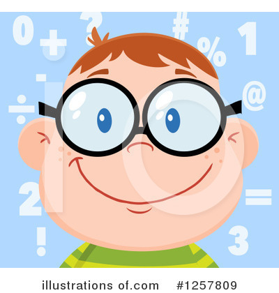 Student Clipart #1257809 by Hit Toon