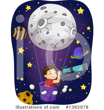 Astronomy Clipart #1362978 by BNP Design Studio