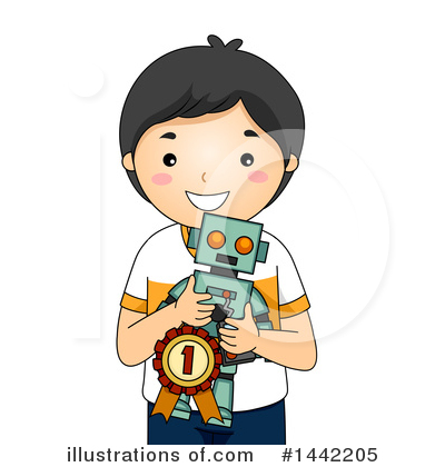 School Children Clipart #1442205 by BNP Design Studio