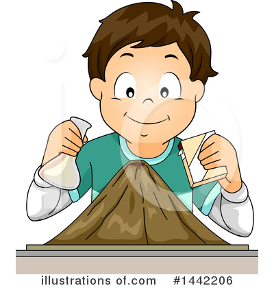 School Children Clipart #1442206 by BNP Design Studio