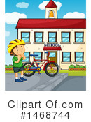 School Boy Clipart #1468744 by Graphics RF