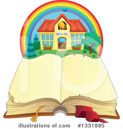 Rainbow Clipart #1331885 by visekart