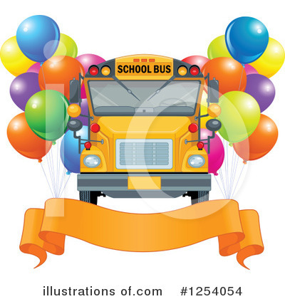 Back To School Clipart #1254054 by Pushkin
