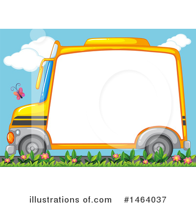School Bus Clipart #1464037 by Graphics RF