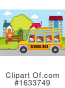 School Bus Clipart #1633749 by Graphics RF