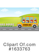 School Bus Clipart #1633763 by Graphics RF