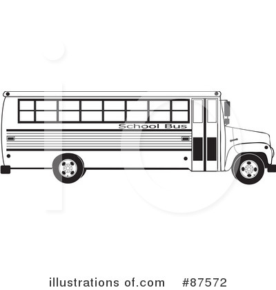 Bus Clipart #87572 by djart
