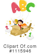 School Children Clipart #1115946 by BNP Design Studio