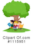 School Children Clipart #1115951 by BNP Design Studio
