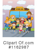 Royalty-Free (RF) School Children Clipart Illustration #1162987