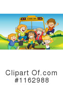 Royalty-Free (RF) School Children Clipart Illustration #1162988