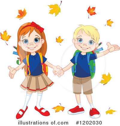 Autumn Clipart #1202030 by Pushkin