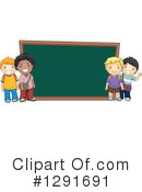 School Children Clipart #1291691