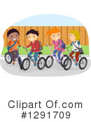 School Children Clipart #1291709 by BNP Design Studio