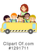 Royalty-Free (RF) School Children Clipart Illustration #1291711