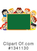 Royalty-Free (RF) School Children Clipart Illustration #1341130
