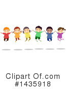 School Children Clipart #1435918