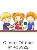School Children Clipart #1435922 by BNP Design Studio