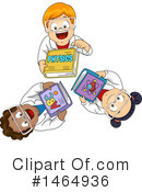 Royalty-Free (RF) School Children Clipart Illustration #1464936
