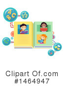 School Children Clipart #1464947 by BNP Design Studio