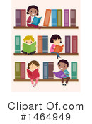 School Children Clipart #1464949 by BNP Design Studio