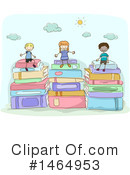 School Children Clipart #1464953 by BNP Design Studio