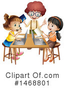 School Children Clipart #1468801 by Graphics RF
