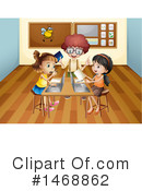 School Children Clipart #1468862 by Graphics RF