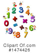 School Children Clipart #1474426 by Graphics RF