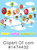 School Children Clipart #1474432 by Graphics RF
