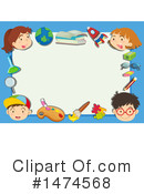 School Children Clipart #1474568 by Graphics RF