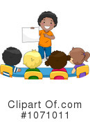 Royalty-Free (RF) school Clipart Illustration #1071011