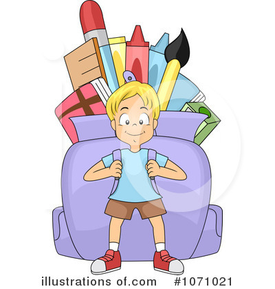 Paintbrush Clipart #1071021 by BNP Design Studio