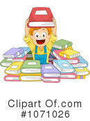 Royalty-Free (RF) School Clipart Illustration #1071026