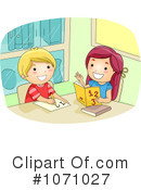Royalty-Free (RF) school Clipart Illustration #1071027