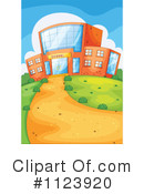 School Clipart #1123920 by Graphics RF