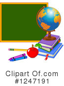 Royalty-Free (RF) School Clipart Illustration #1247191