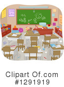School Clipart #1291919 by BNP Design Studio